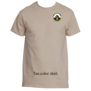 66th Security Forces Squadron Patch T-Shirt