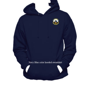 66th Security Forces Squadron Patch Hooded Sweatshirt