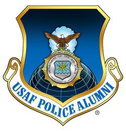 Offical USAF Police Alumni w-white background
