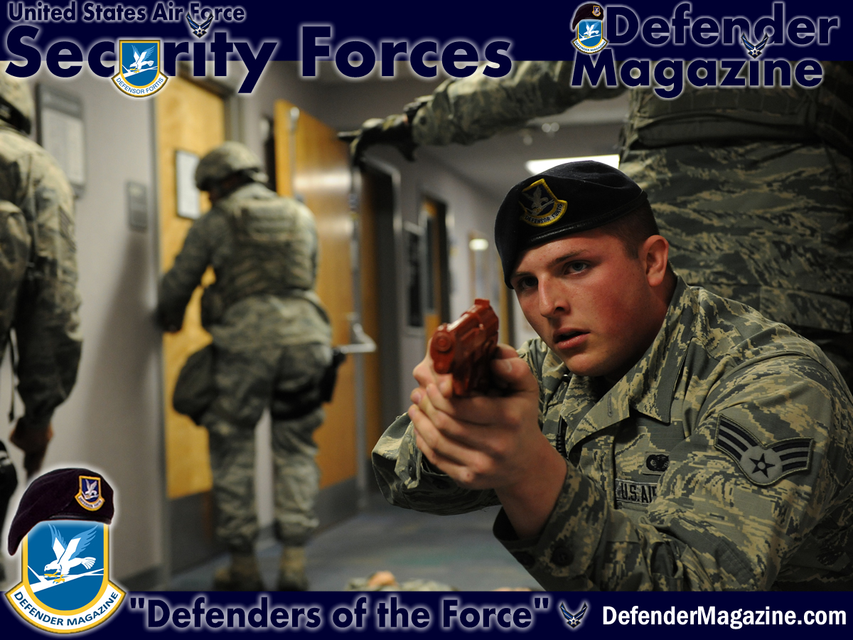 security forces air force