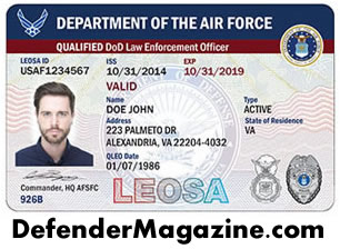 Conceal Carry Weapons Permits vs. LEOSA – The Difference is Minimal