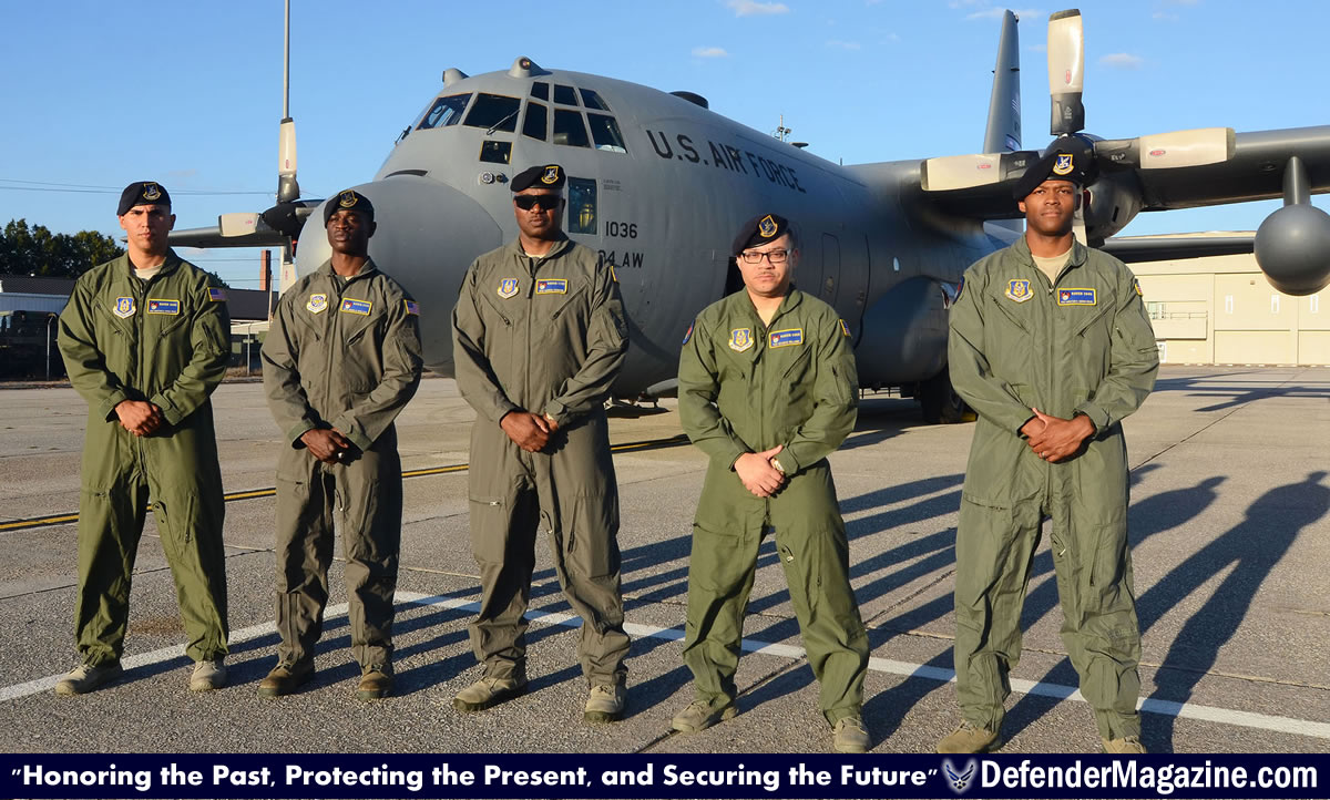 94th Security Forces Phoenix Ravens Providing Close-in