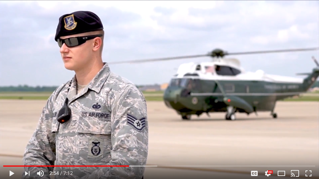 Security Forces Culture of Defending the Base – Video | USAF