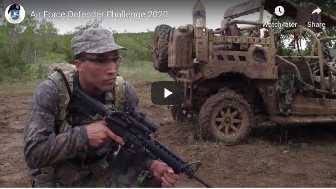 Defender Challenge